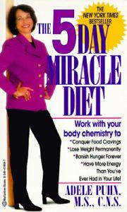 5dagarsdieten 5 dagars mirakel dieten