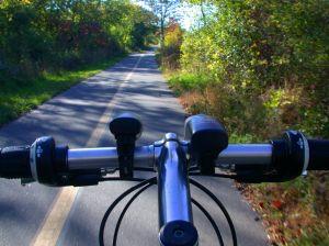 ga ner i vikt cykla Dagens träningsform: Cykling