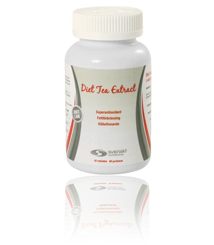 diet tea extract Grönt te och bantning